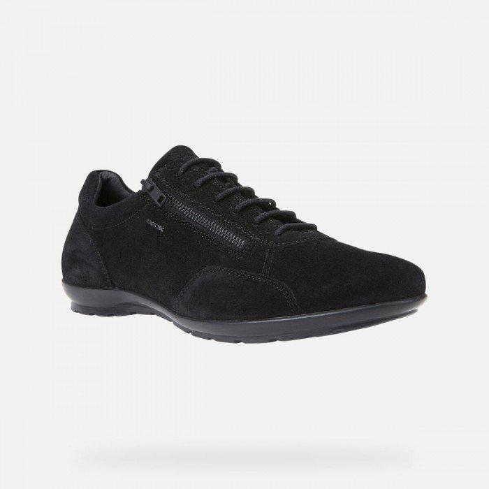 Zapatos Hombre Geox U Symbol A Negro
