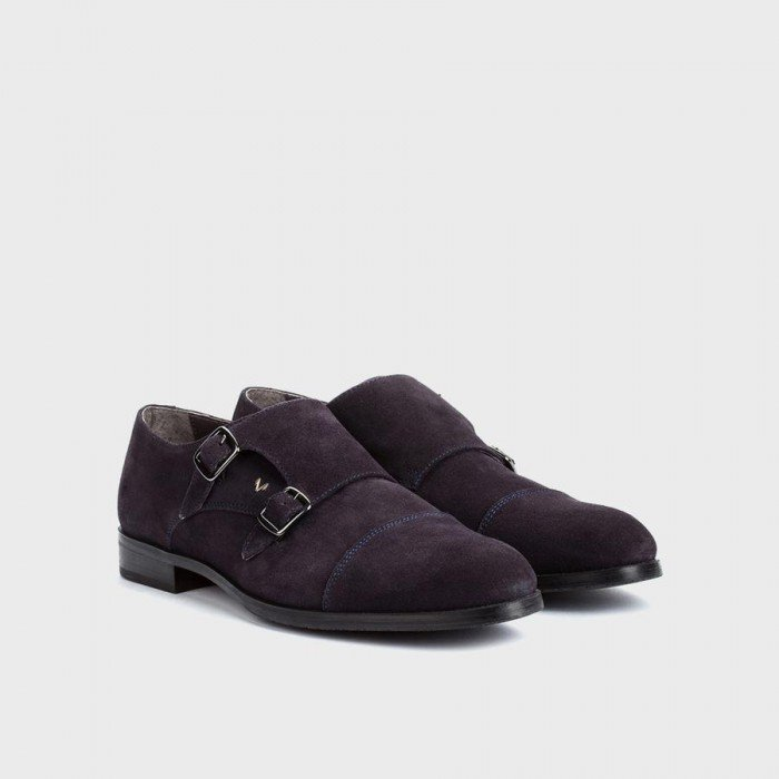 Zapatos de vestir Hombre Martinelli Kingsley 1326-1879SYM Azul