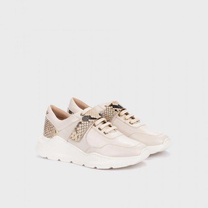 Zapatos Deportivos Martinelli Kate 1452-5643E Blanco Offwhite