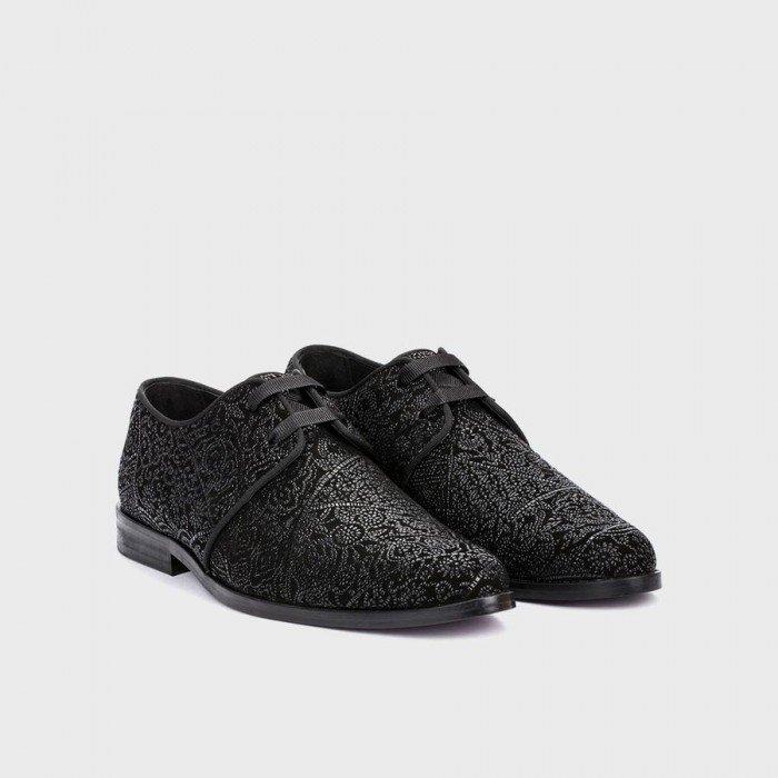 Zapatos Hombre Martinelli Brando 1412-0504C Negro