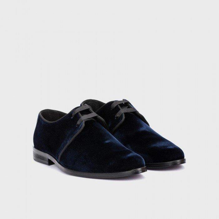 Zapatos Hombre Martinelli Brando 1412-0504TC Azul