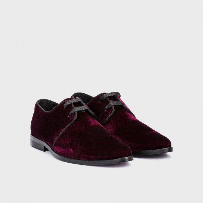 Zapatos Hombre Martinelli Brando 1412-0504TC Burdeos
