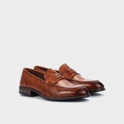 Zapatos Castellanos Hombre Martinelli Warren 1456-2542L Cuero