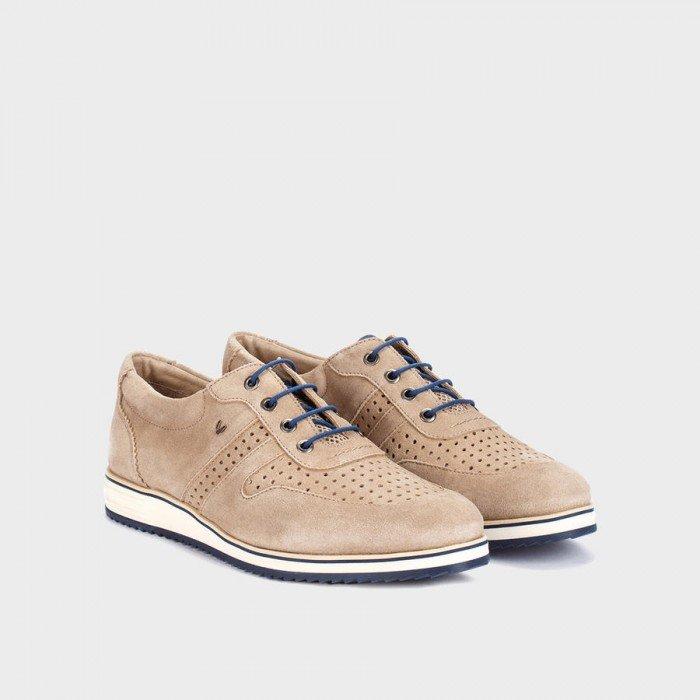 Zapatos Deportivos Hombre Martinelli Wesley 1208-1186X Marrón