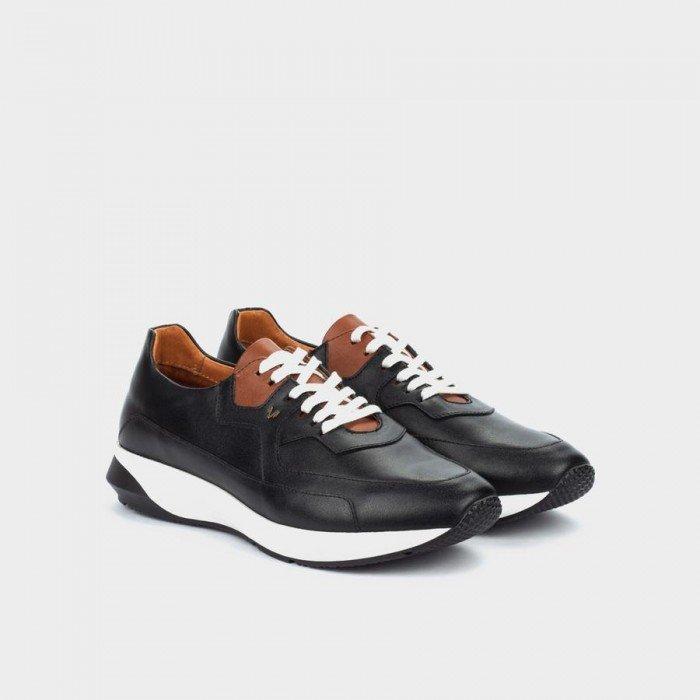 Zapatos Deportivos Hombre Martinelli Turner 1423-1029P Negro