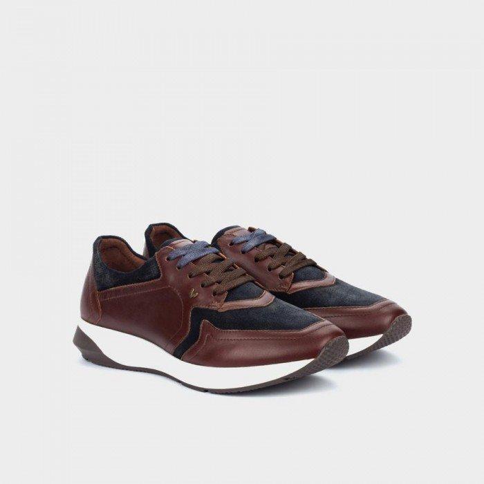 Zapatos Deportivos Hombre Martinelli Turner 1423-1079FX Cuero