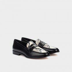 Zapatos Mujer Martinelli Viera 1369-A463S Beige/Negro