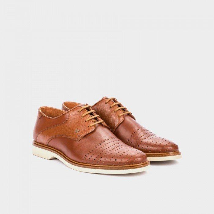 Zapatos Hombre Martinelli Lenny 1384-1656F Cuero