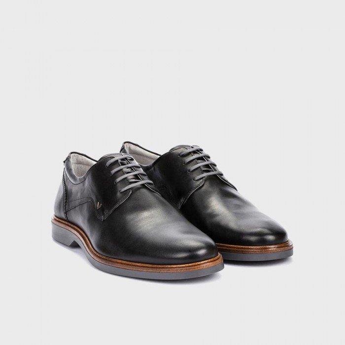 Zapatos Hombre Martinelli Lenny 1384-1657F Negro