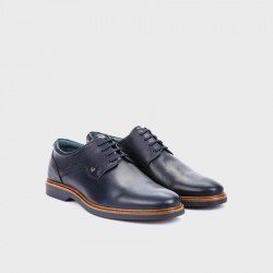 Zapatos Hombre Martinelli Lenny 1384-1657F Azul Oscuro
