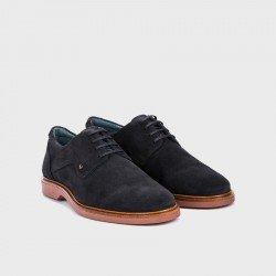 Zapatos Hombre Martinelli Lenny 1384-1657X Azul Oscuro