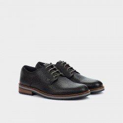 Zapatos Blucher Hombre Martinelli Hambury 1460-1149D Negro