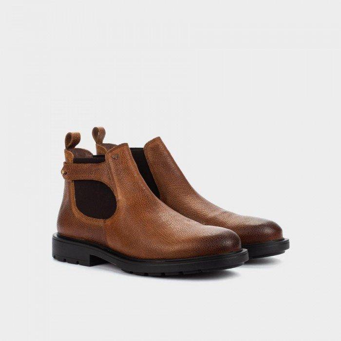 Botas Hombre Martinelli Garnett 1444-1048D Cuero