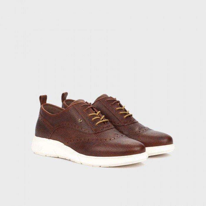 Zapatos Deportivos Martinelli Elland 1463-1118D Cuero