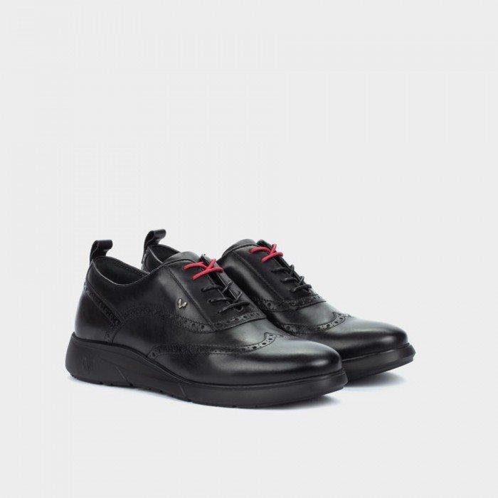 Zapatos Deportivos Martinelli Elland 1463-1118F Negro