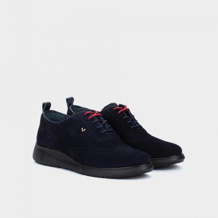 Zapatos Deportivos Hombre Martinelli Elland 1463-1118X Azul Oscuro