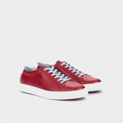 Zapatos Deportivos Hombre Martinelli Allen 1415-2309H2 Rojo