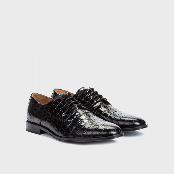 Zapatos hombre Martinelli Ferdy 1302-1682- PYM Negro