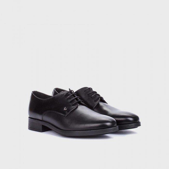 Zapatos Blucher Hombre Martinelli Trafford 1304-1713PYM Negro