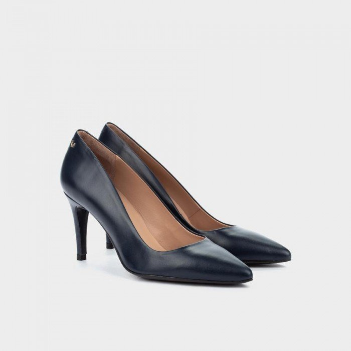 Zapatos Salón Mujer Martinelli Selena 1365-3486N Azul Marino