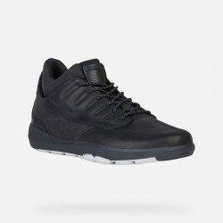 Zapatos Deportivos Hombre Geox Modual B ABX Negro