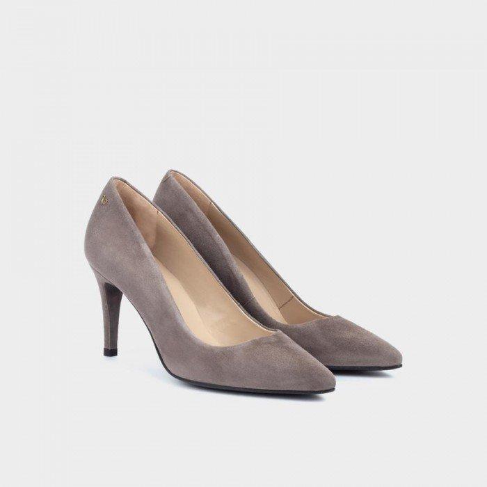 Zapatos Salón Mujer Martinelli Selena 1365-3486A Gris