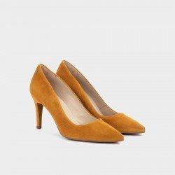 Zapatos Salón Mujer Martinelli Selena 1365-3486A Cuero Tan