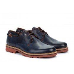 Zapatos Blucher Hombre Pikolinos Bilbao M6E-4333 Azul