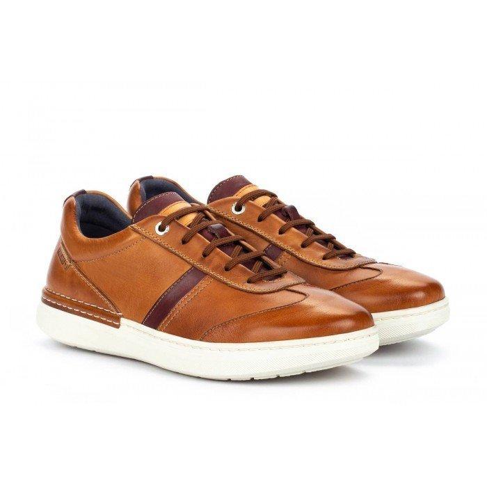 Zapatos Deportivos Hombre Pikolinos Begur M7P-6291 Cuero