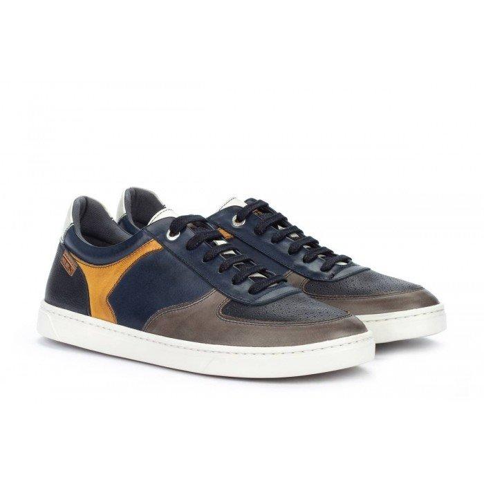 Zapatos Deportivos Hombre Pikolinos Belfort M8K-6287C1 Azul