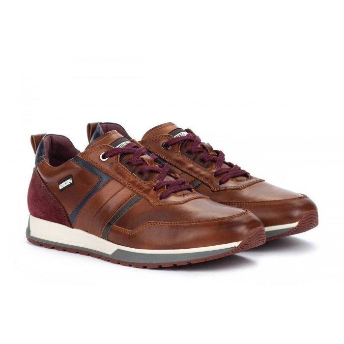Zapatos Deportivos Hombre Pikolinos Cambil M5N-6280C1 Cuero