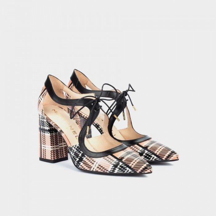 Zapatos Salón Mujer Martinelli Danielle 1424-4537C Rosa Nude
