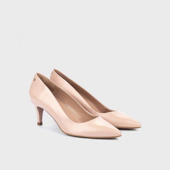 Zapatos Salón Mujer Martinelli Nara 1410-5089N Rosa Nude