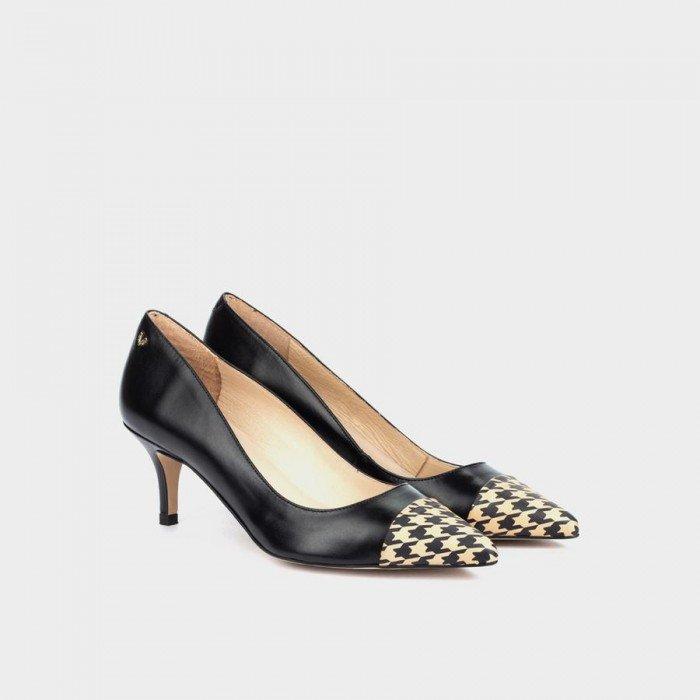 Zapatos Salón Mujer Martinelli Turia 1376-4206NG Negro