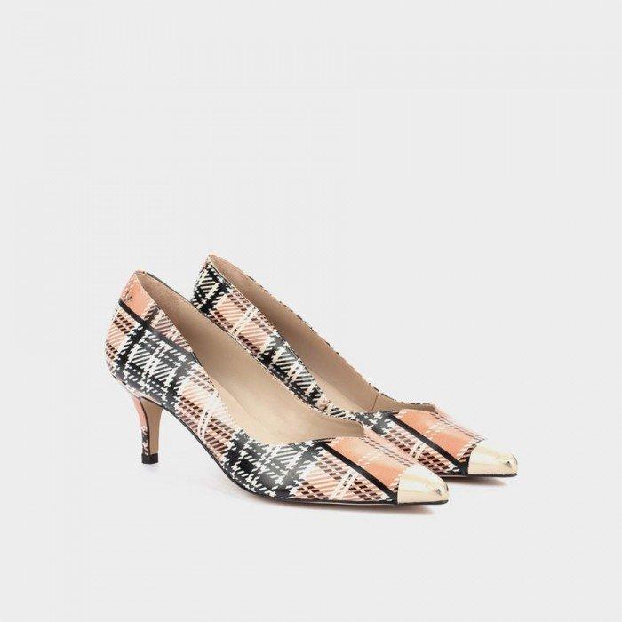 Zapatos Salón Mujer Martinelli Turia 1376-5545C Rosa Nude