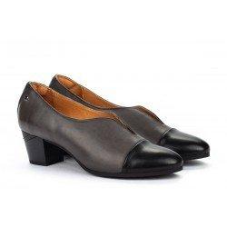 Zapatos Tacon Alto Mujer Pikolinos Melicena W5V-5975C1 Marrón Lead