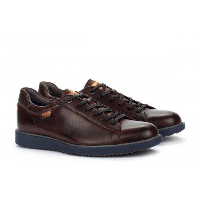 Zapatos Deportivos Hombre Pikolinos Corcega M2P-6289C1 Marrón Olmo