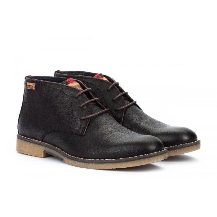Zapatos Blucher Hombre Pikolinos Irun M0E-8163NW Negro