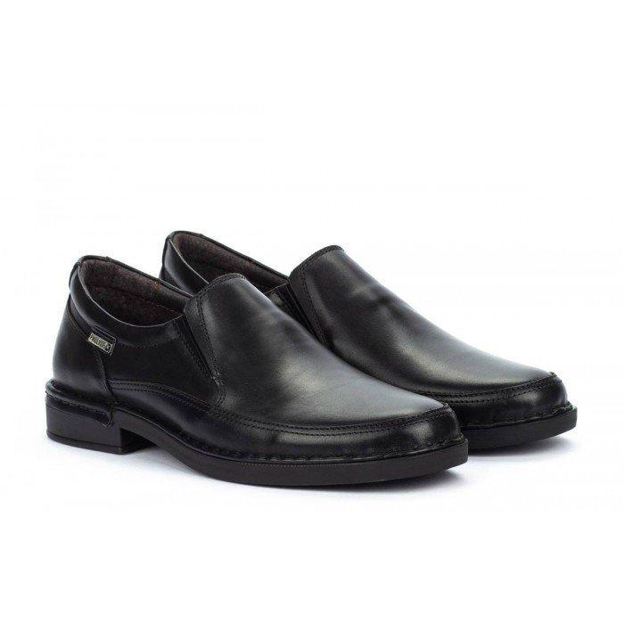 Zapatos Castellanos Hombre Pikolinos Bermeo M0M-3157 Negro