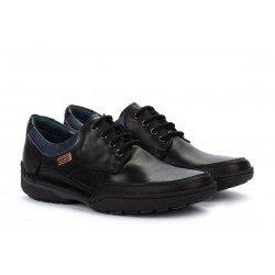 Zapatos Cordones Hombre Pikolinos Estocolmo M2J-4235 Negro