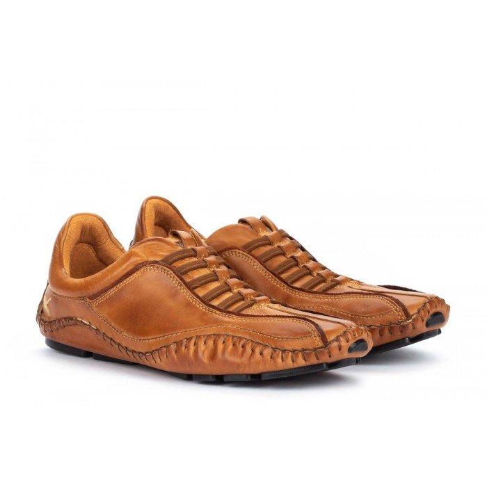 Zapatos Deportivos Hombre Pikolinos Fuencarral 15A-6175 Cuero