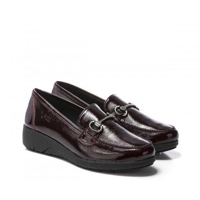 Zapatos Mocasines 24 Hrs 24242 Burdeos