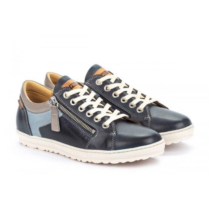 Zapatos Deportivos Pikolinos Lagos 901-6766C2 Azul Océano