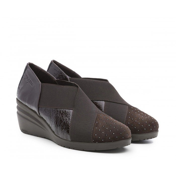 Zapatos Mujer 24 Hrs 23848 Marrón