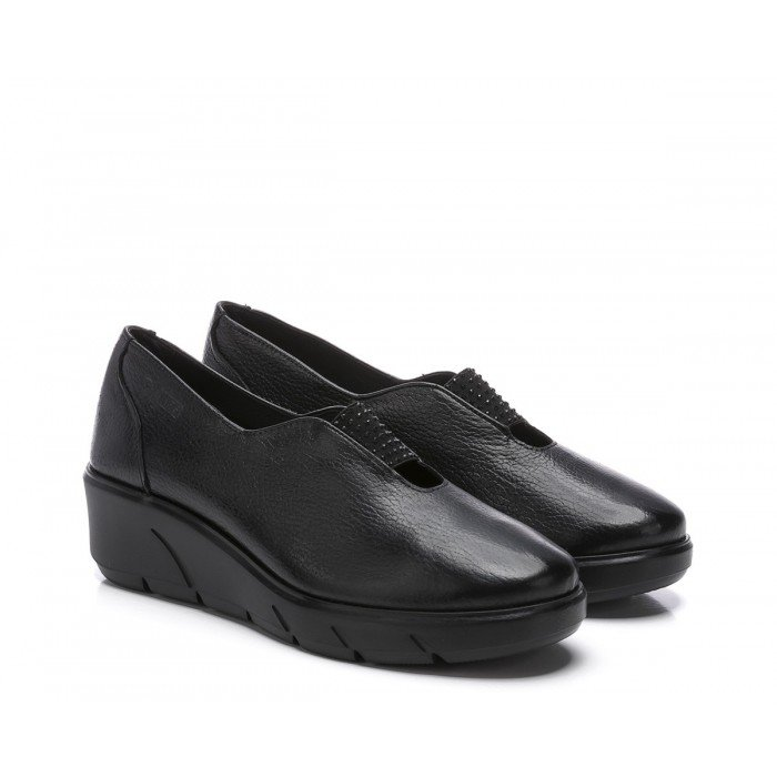 Zapatos Mujer 24 Hrs 24250 Negro