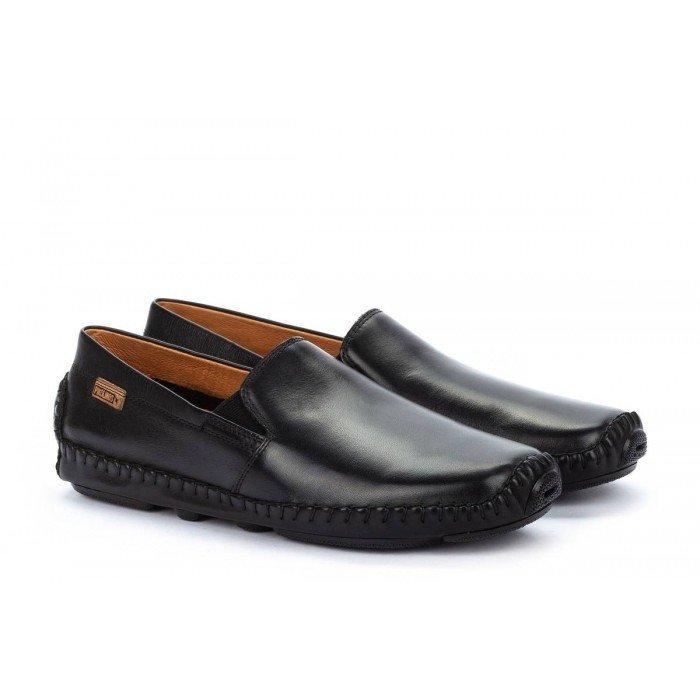 Zapatos Mocasines Hombre Pikolinos Jerez 09Z-5511 Negro