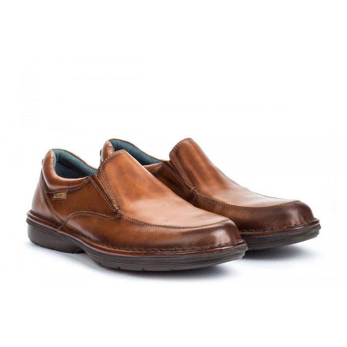 Zapatos Mocasines Hombre Pikolinos Lugo M1F-3066 Cuero