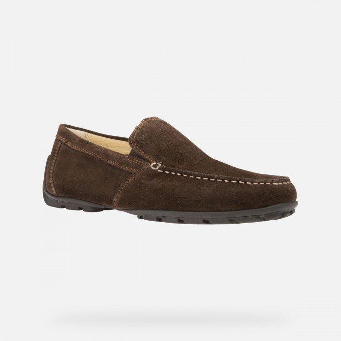 Zapatos Mocasines Geox U Moner V Marrón