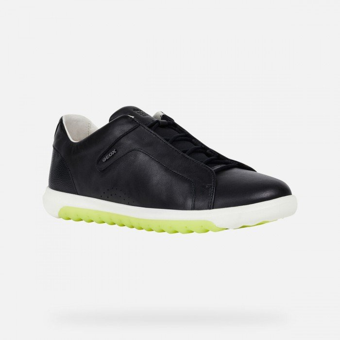 Zapatos Deportivos Hombre Geox Nexside Negro