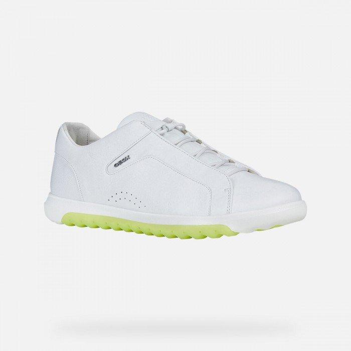 Zapatos Deportivos Hombre Geox Nexside Blanco